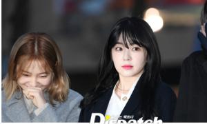 Suzy khoe mặt mộc, Irene 'hết hồn' vì fan cuồng khi đến Music Bank