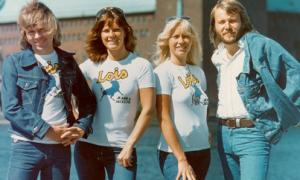 Ngày ấy - bây giờ của ban nhạc đêm giao thừa - ABBA