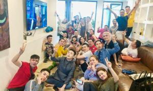 Hồ Ngọc Hà nói 'tiếng Anh kiểu Thái' hài hước ngày Tết