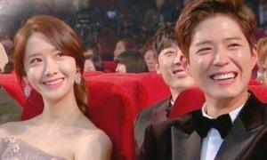 'Team nhan sắc' Yoon Ah - Park Bo Gum tái hợp trên show