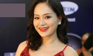 Lan Phương vác bụng bầu 5 tháng tham gia gameshow âm nhạc