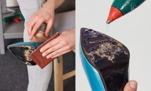 Những chiêu khó ngờ để bảo quản và vệ sinh giày