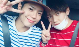 BTS sở hữu hội bạn thân toàn mỹ nam đáng nể của Kpop