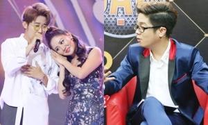 Bùi Anh Tuấn bất chấp sai luật chơi để giành hot boy với Văn Mai Hương