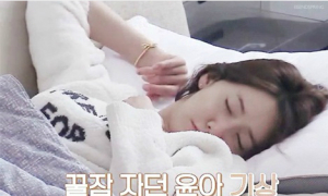 Nhân viên 'Nhà trọ Hyori' khi ngủ: Người đẹp như tranh, kẻ rũ bỏ hình tượng