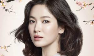 9 khoảnh khắc 'đẹp tựa nữ thần' của Song Hye Kyo được báo Trung bình chọn