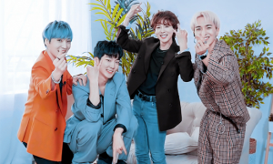 Bảng xếp hạng 10 boygroup Hàn đang hot nhất hiện nay