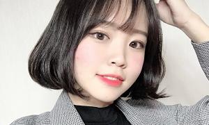 Tóc chữ C - mốt tóc 'nhận diện' các cô gái Hàn sành điệu
