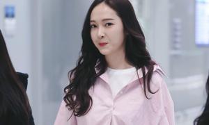 Wanna One đẳng cấp với hàng hiệu, Jessica diện tông hồng điệu đà