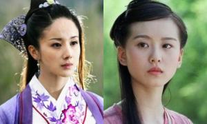 5 mỹ nhân bị 'ghẻ lạnh' nhất trong phim kiếm hiệp Kim Dung
