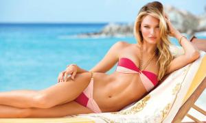 Để có da đẹp, dáng chuẩn hãy học hỏi các thiên thần Victoria's Secret