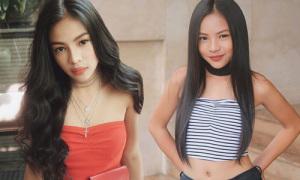 Sunny Dương - cô bé 12 tuổi mang dáng dấp hoa hậu tương lai