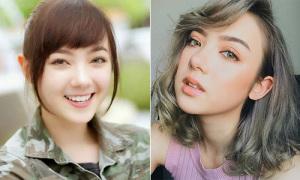 'Thiên thần' đình đám Thái Lan khác khó tin từ khi theo lối makeup kiểu Tây