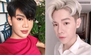 Màu son môi yêu thích của 5 sao nam Việt 'cuồng' trang điểm