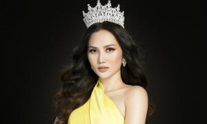 Người đẹp Diệu Linh thi 'Nữ hoàng Du lịch Quốc tế 2018'