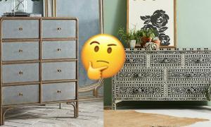 Sành sỏi chọn đồ nội thất có giá đắt hơn