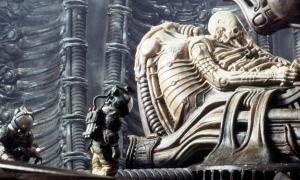 Chuyện hậu trường thú vị sau một cảnh trong phim kinh điển 'Alien'