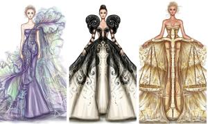 12 chòm sao biến thành công chúa với loạt đầm dạ hội sang chảnh