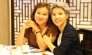 Vũ Cát Tường: 'Mẹ như một người bạn lớn'