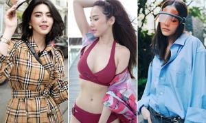 Top 5 mỹ nhân sành điệu nhiều người hâm mộ nhất Thái Lan