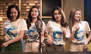 Đông Nhi, Tóc Tiên, Đức Phúc lần đầu hợp tác ra ca khúc mới