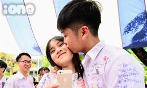 Teen Đà Nẵng chia tay: Có nụ cười, nước mắt và cả những nụ hôn