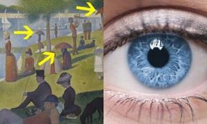 Đọ trí nhớ qua các chi tiết trong tranh