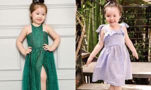 'Công chúa' nhà Elly Trần ngày càng sành điệu ra dáng hot girl