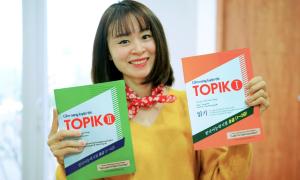 Bộ sách luyện thi tiếng Hàn TOPIK dành cho người Việt