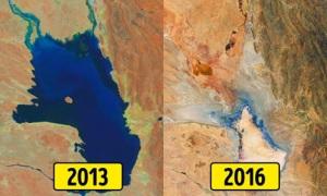 Thế giới đổi khác như thế nào sau 50 năm