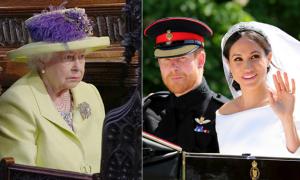 Có hay không bản hợp đồng trước hôn nhân của Hoàng tử Harry và Meghan?