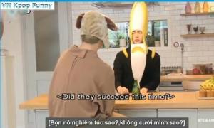 Những tình huống 'cười ra nước mắt' của các idol Hàn Quốc