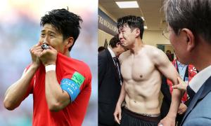 Hai khoảnh khắc nức nở của 'soái ca Hàn Quốc' chạm đến tim người hâm mộ châu Á