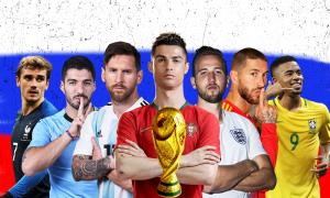 Điểm danh 8 trận thư hùng tại vòng knock-out World Cup 2018
