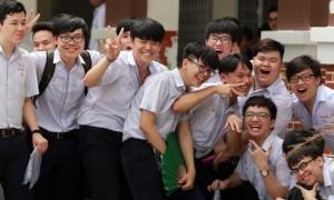 TP HCM công bố điểm thi THPT Quốc gia: Nhiều môn không có điểm 10