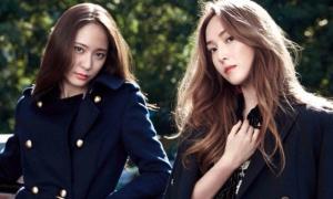 Jessica - Krystal: Cặp chị em sang chảnh cứ xuất hiện là bị 'ném đá'