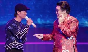 Hoài Lâm về nước hát trong show của 'anh vợ tương lai'