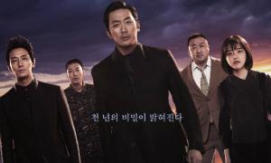 'Thử thách thần chết 2' nóng nhất màn ảnh Hàn với 3 triệu khán giả đi xem