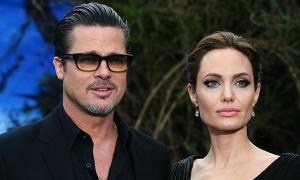Từ 'tình yêu cuộc đời', Angelina giờ chỉ xem Brad là 'cái gai trong mắt'