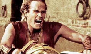 Cảnh quay đe dọa tính mạng diễn viên của bộ phim đoạt 11 tượng vàng Oscar