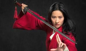Tạo hình Hoa Mộc Lan của Lưu Diệc Phi khiến khán giả Trung Quốc 'sướng rơn'