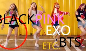 Black Pink, BTS, EXO vẫn mắc lỗi trong MV như thường