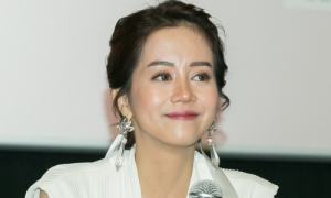 An Nguy bật khóc vì đồng cảm với mẹ đơn thân trong phim