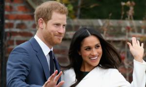 Vì sao Meghan không ký hợp đồng trước hôn nhân với Harry?