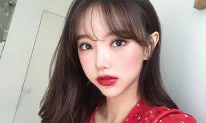 Cách con gái Hàn tạo kiểu vừa xinh vừa tự nhiên cho tóc mái