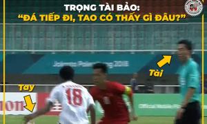 Trọng tài người Hàn Quốc bắt trận Việt Nam - UAE gây bức xúc
