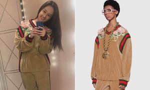 Biết mặc không đẹp nhưng Mai Phương Thúy vẫn chi 120 triệu để sắm cây Gucci