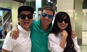 Đàm Vĩnh Hưng vô tình tiết lộ ngày cưới của Trường Giang - Nhã Phương