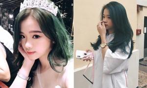 Linh Ka bị 'ném đá' vì đón tuổi 16 với mái tóc xanh