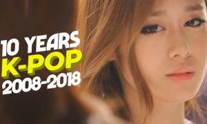 Kpop thay đổi thế nào sau 10 năm